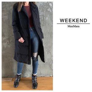Weekend Max Mara black light winter jacket sz 6.